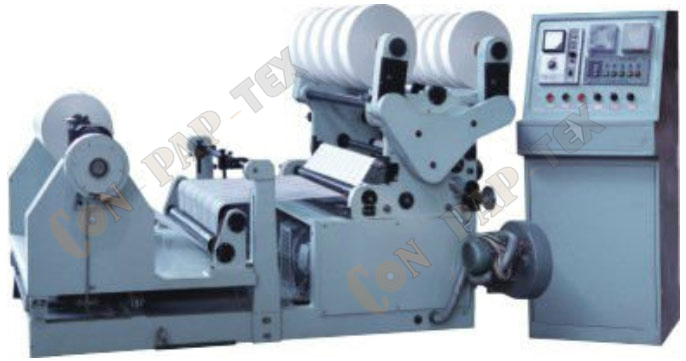 Drum Type Slitter Rewinder Machine